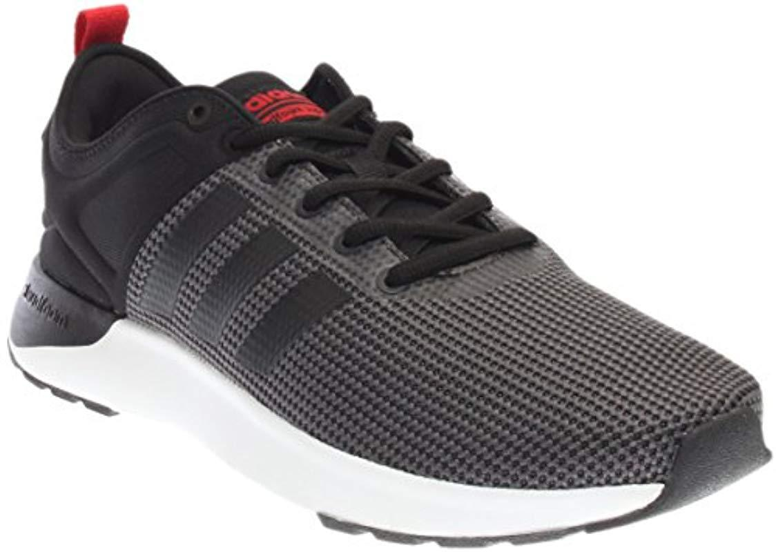 huge selection of 6930a 40b3a Lyst - Adidas Cloudfoam Super Racer Running Shoe for Men