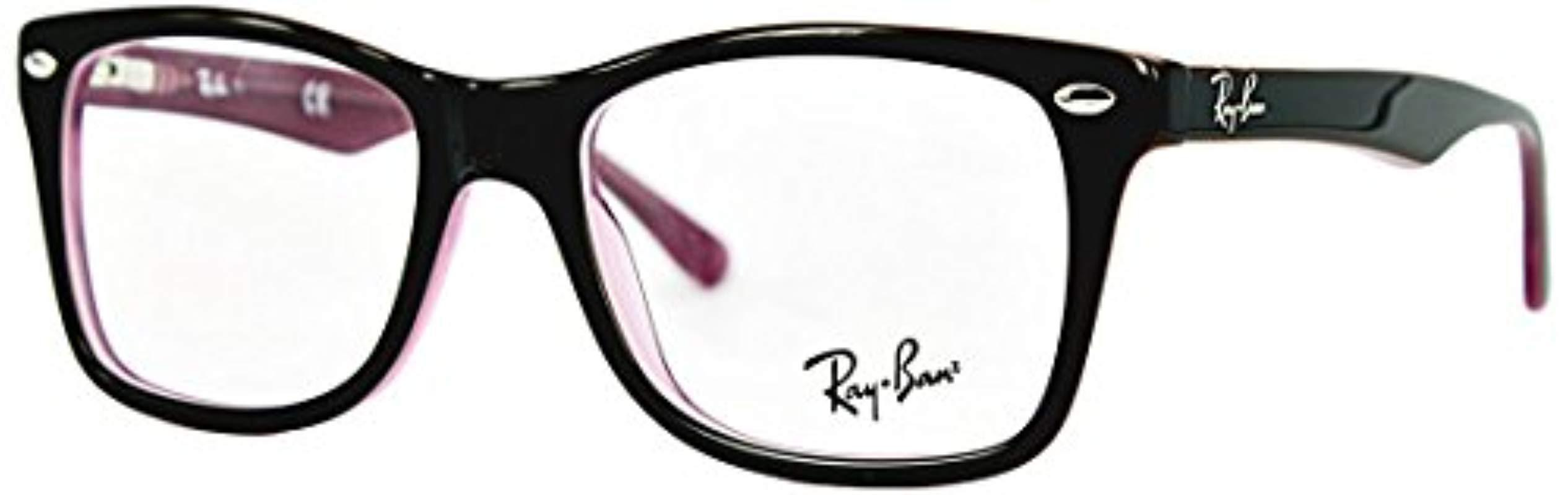 c2e00692ba Ray-Ban Rx5228 Glasses In Havana Brown Rx5228 5545 50 in Brown for ...