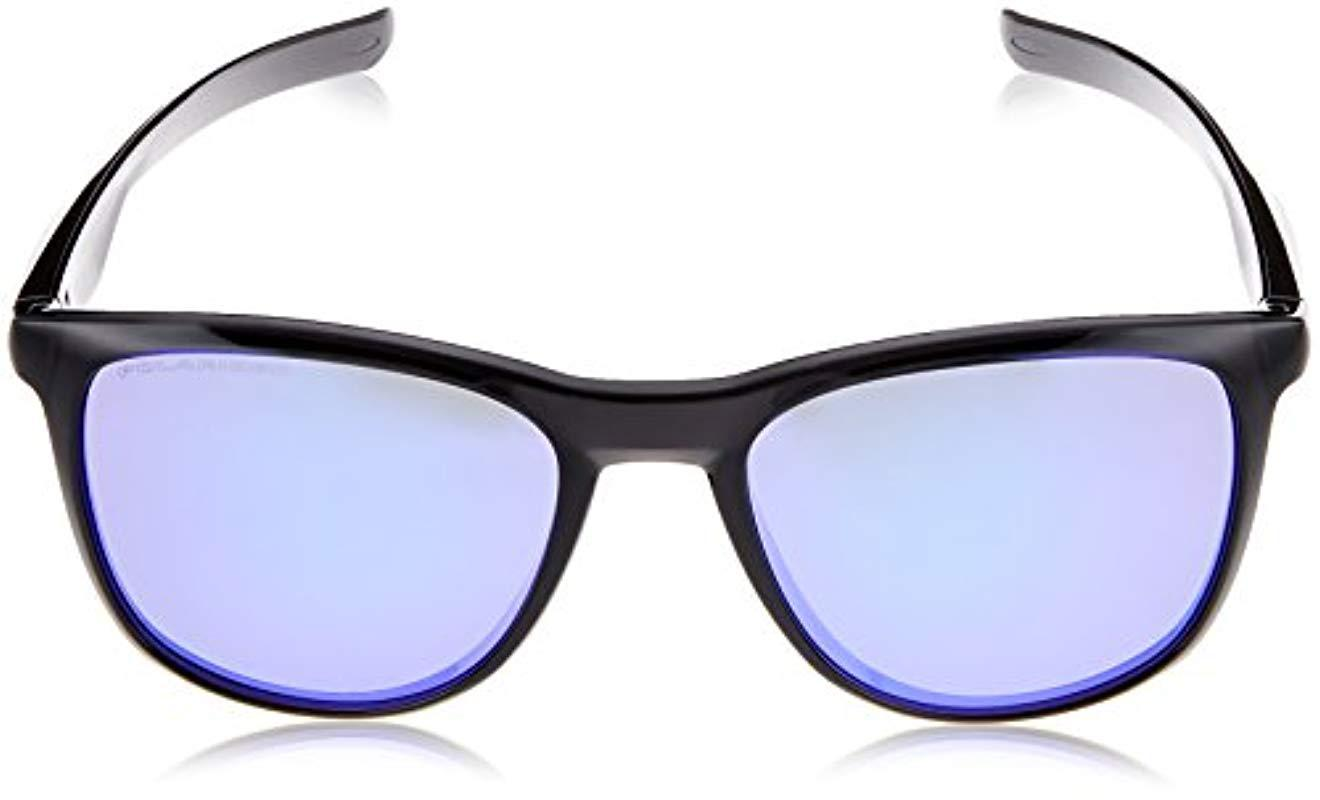 b8e7b56fca Oakley - Black Sonnenbrille Trillbe X (oo9340) for Men - Lyst. View  fullscreen