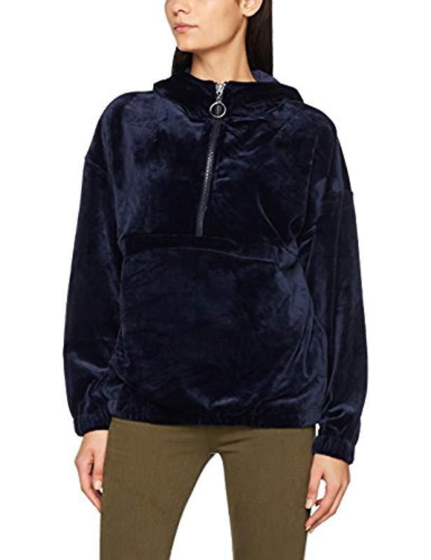 Pepe Jeans Teresa Sweatshirt in Blue - Lyst 321e2834936