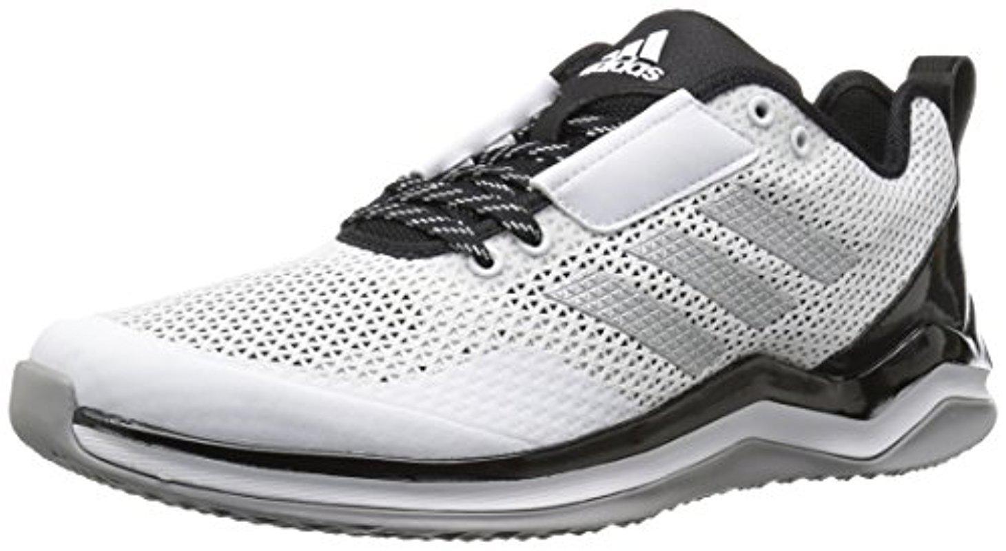 9cbb442a5 Lyst - Adidas Freak X Carbon Mid Cross Trainer in Metallic for Men