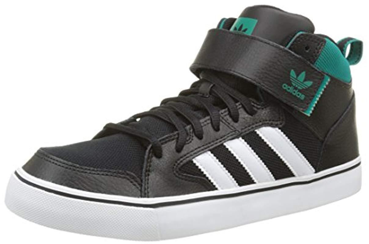 separation shoes 499ce 2865f Adidas Varial Ii Mid,  s Derby Lace-up in Black for Men - Lyst