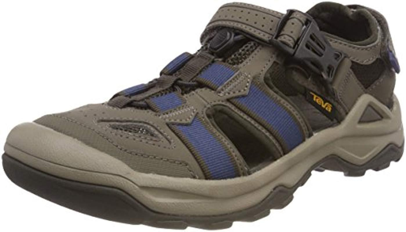 6d1ac0e87b713b Teva M Omnium 2 Low Rise Hiking Boots in Brown for Men - Lyst