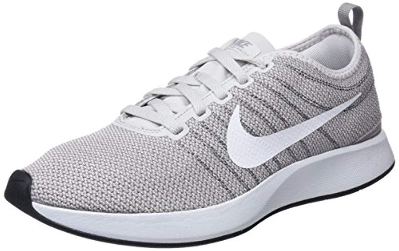 Nike W Dualtone Racer Gymnastics Shoes in Gray - Lyst 0be0e7993
