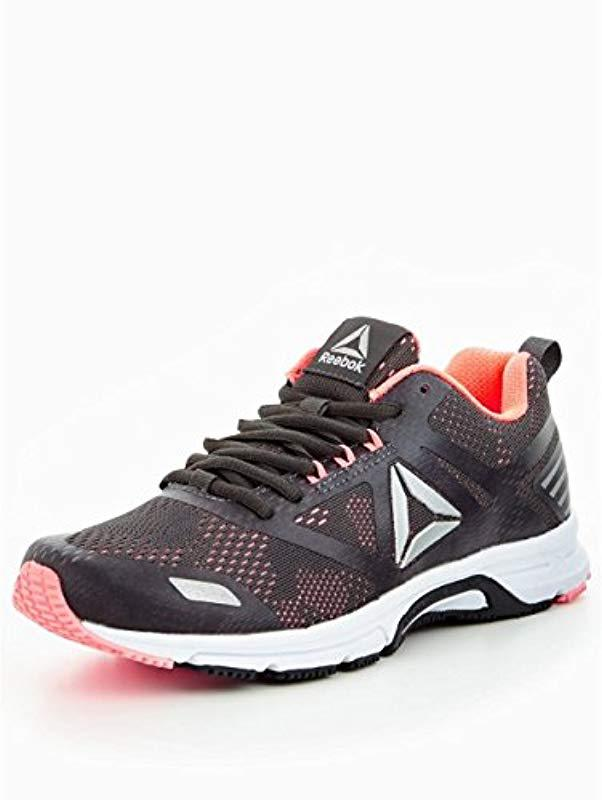 af9cc372aa6 Reebok Ahary Runner Running Shoes in Gray - Lyst
