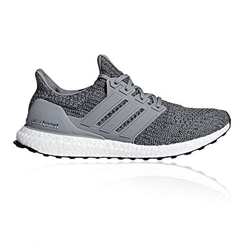 6034f7434853e adidas Ultraboost Running Shoes Black in Black for Men - Lyst