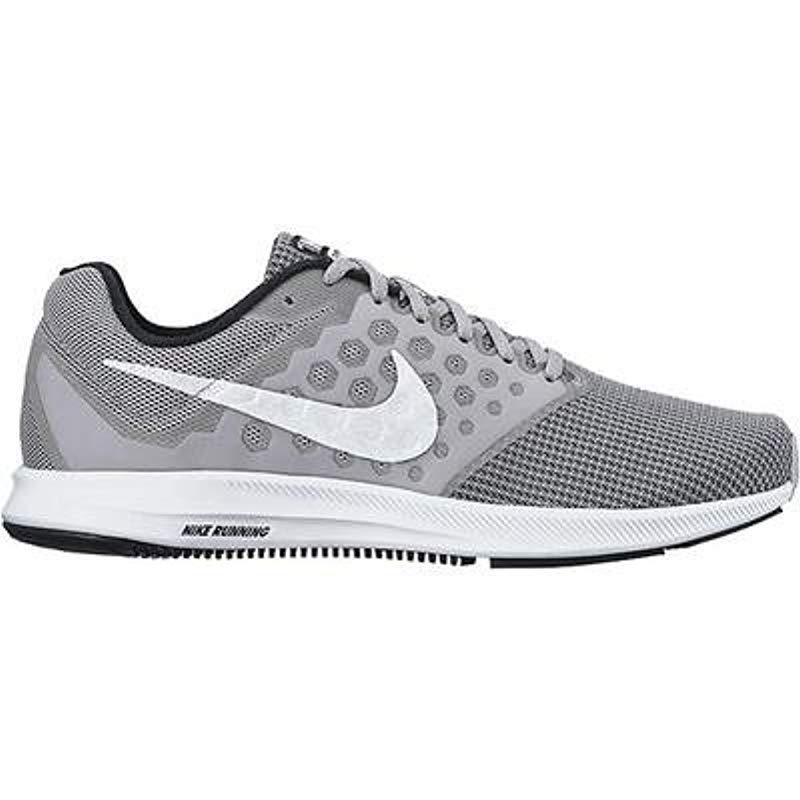 new style b99c4 f2e94 Nike Downshifter 7 Running Shoe in Gray for Men - Lyst