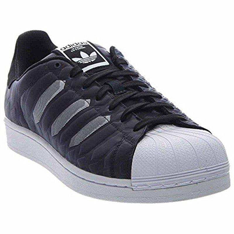 lyst adidas originali superstar ctmx scarpe in blu per gli uomini.