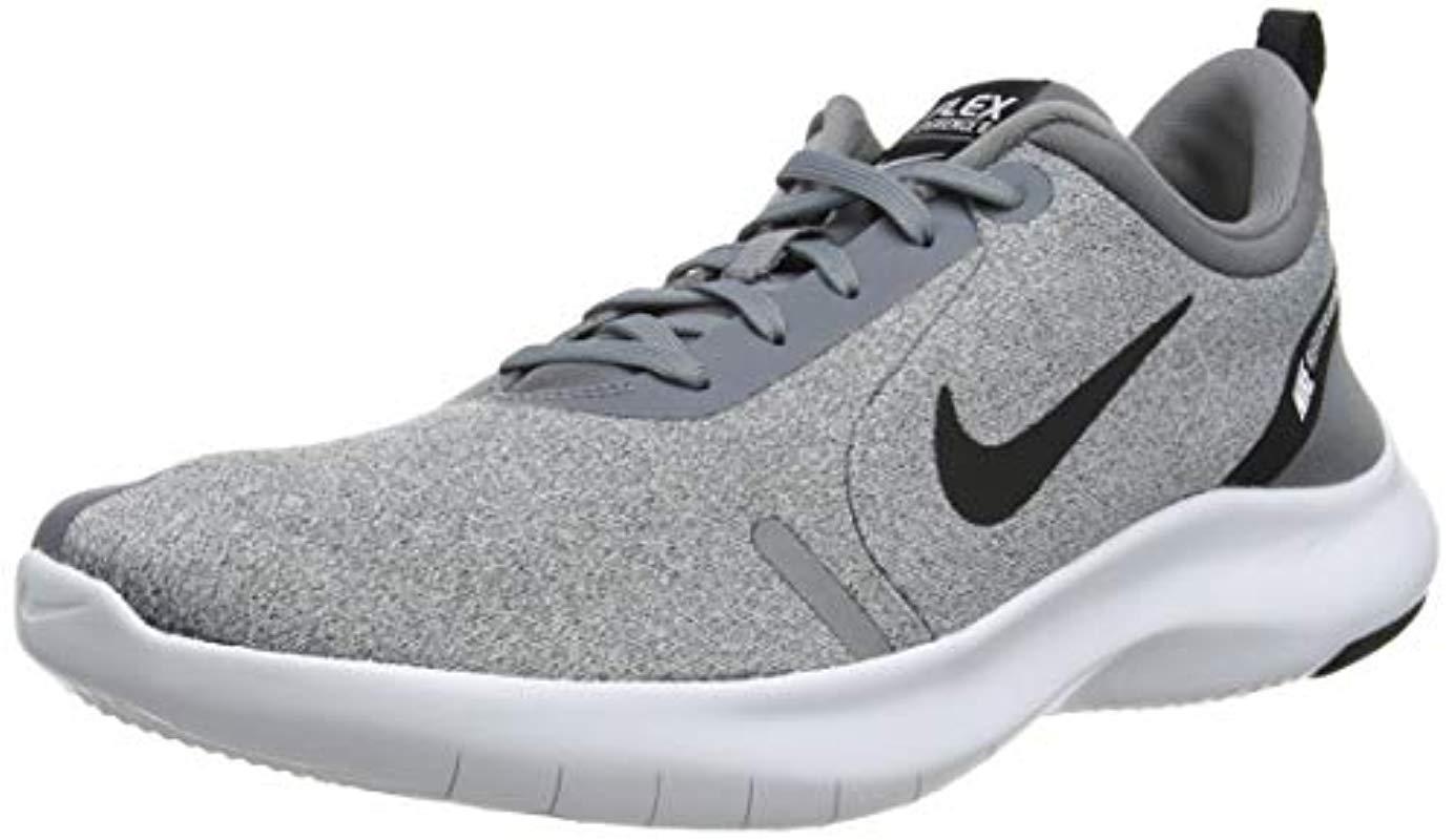 16f94b41e2f Nike. Gray Flex Experience Rn 8 (gunsmoke university Red vast Grey) Men s  Running Shoes