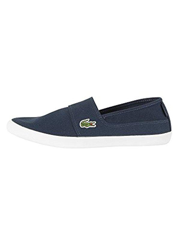 e46ea02d8075 Lyst - Lacoste Marice 416 1 in Blue for Men - Save 26%