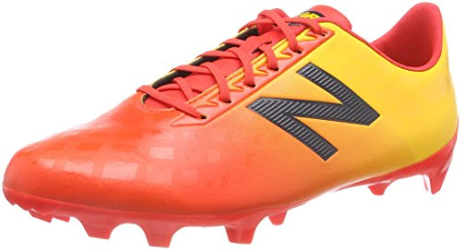 ee0b55aa1 New Balance Furon V4 Dispatch Fg Football Boots in Orange for Men ...