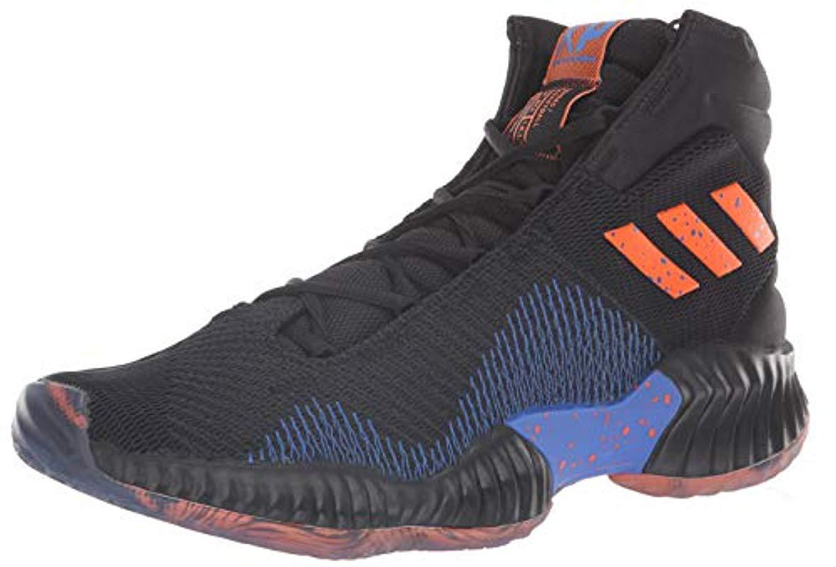 d0bbc9e04ff37 Lyst - adidas Originals Pro Bounce 2018 Basketball Shoe in Black for Men