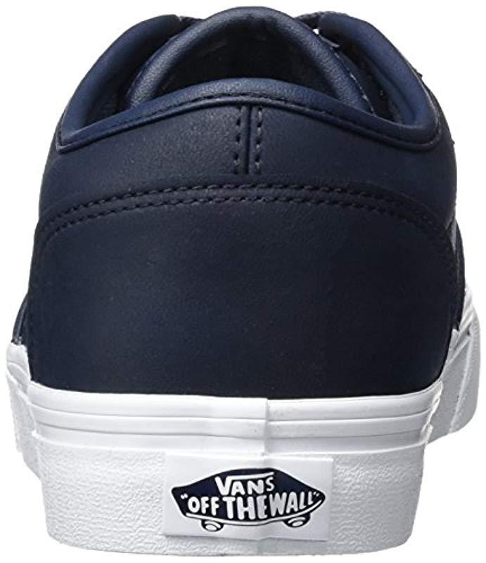 43175ee2521962 Vans Mn Atwood Low-top Sneakers in Blue for Men - Lyst