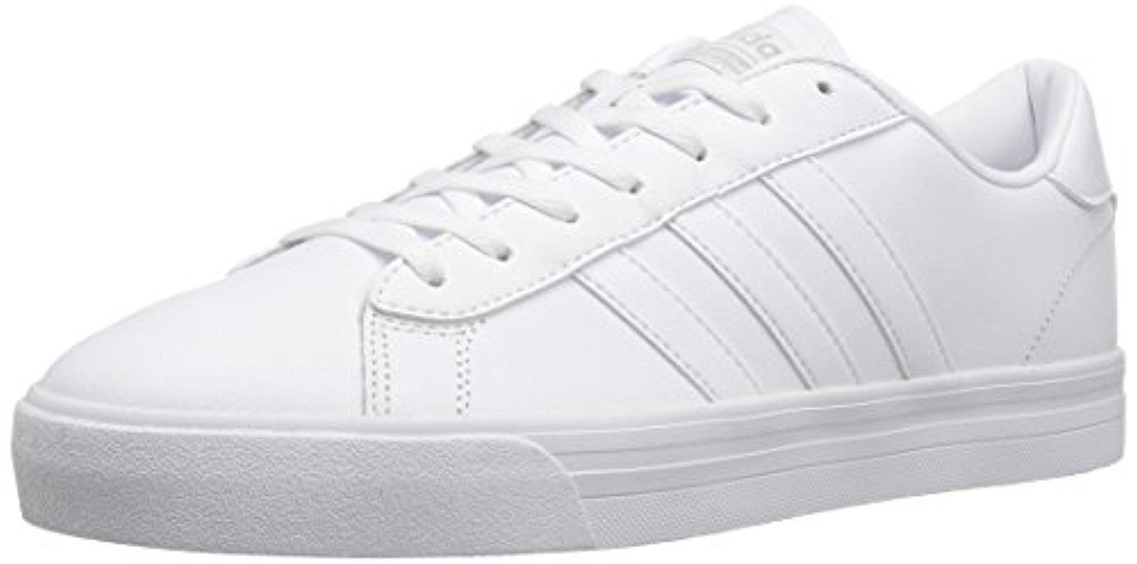 sports shoes 5c669 df3e0 Lyst - Adidas Cloudfoam Super Daily Sneakers, Whitewhitematt