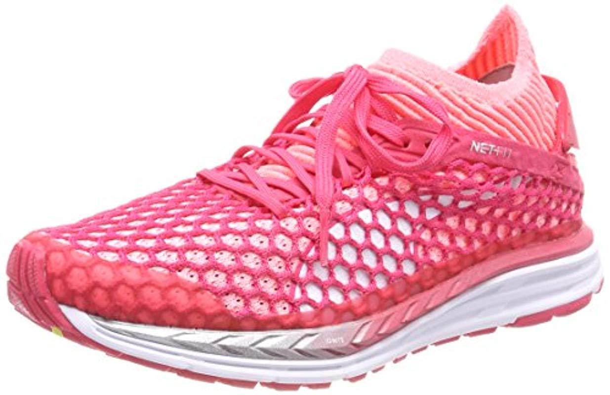 PUMA Speed Ignite Netfit 2 Wn Cross Trainers in Pink - Save 6% - Lyst 86f9831d4