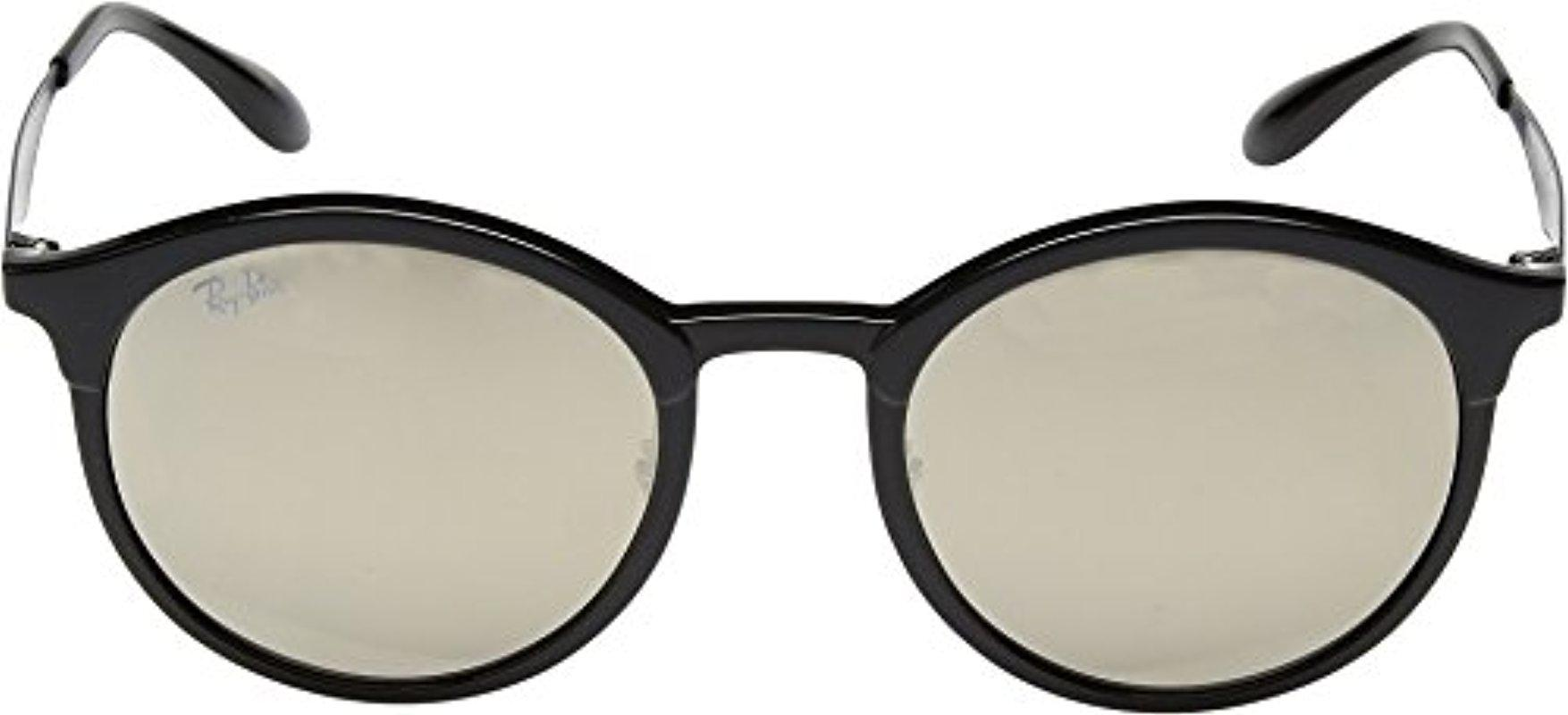 0837080315 Ray-Ban Emma Non-polarized Iridium Round Sunglasses