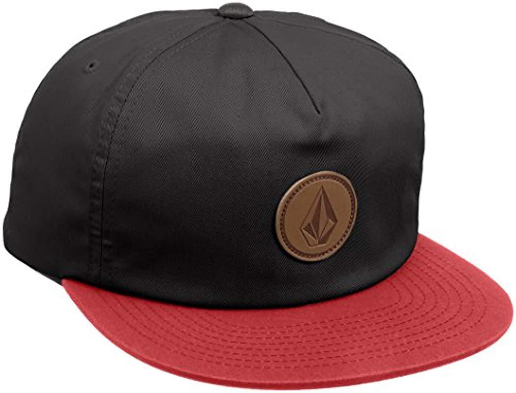 Lyst - Volcom Single Stone Premium Hat for Men 3f6e8bf33f0b