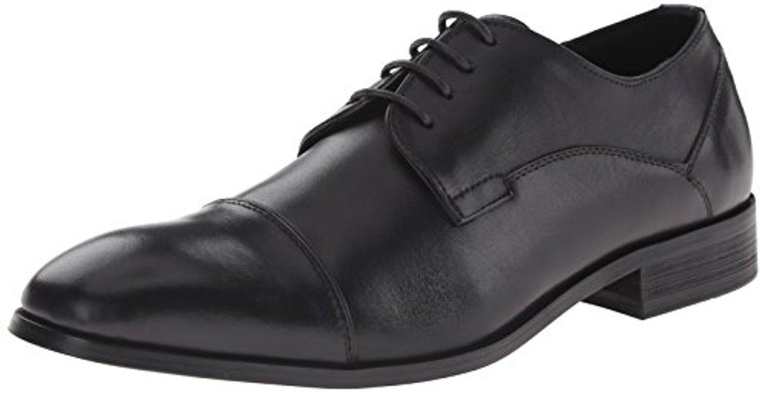 Kenneth Cole Reaction. Men's Blue Have It All Oxford Shoe