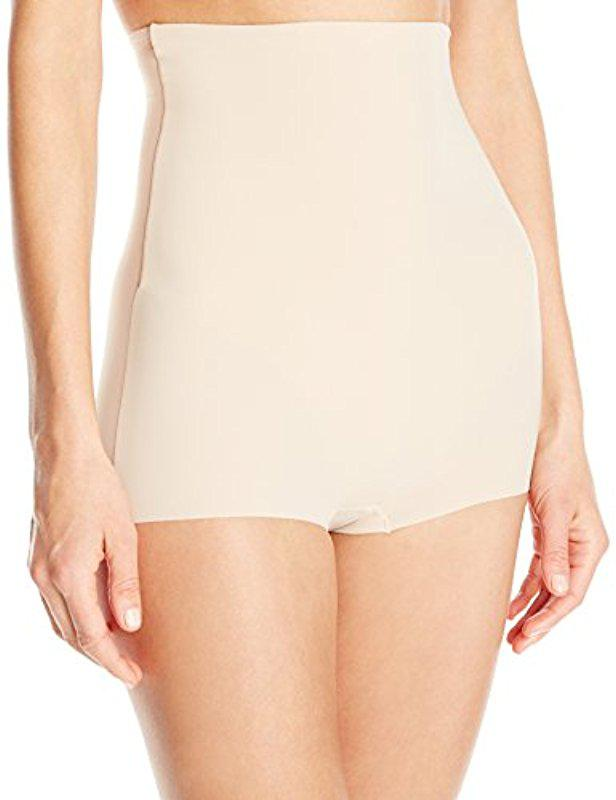 Womens Sleek Smoothers - Hi-Waist Short Control Knickers Maidenform Buy Cheap Purchase doggYb2sNd