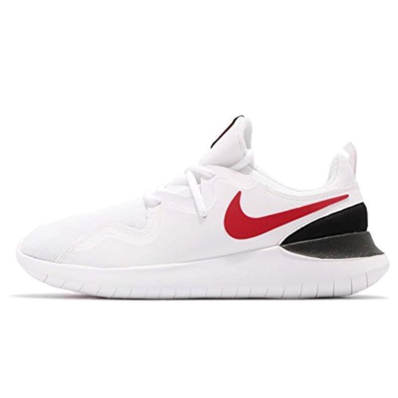 5691ba9b7f107 Lyst - Nike Tessen Running Shoe in White for Men