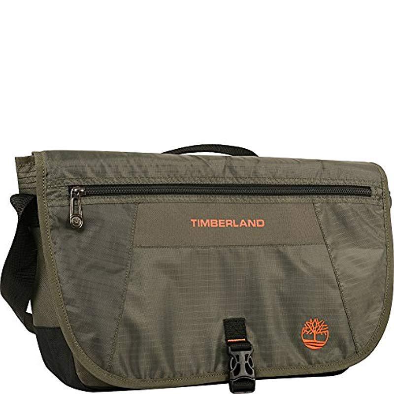f77c17887ee Timberland Messenger Backpack Briefcase Travel Bag for Men - Lyst