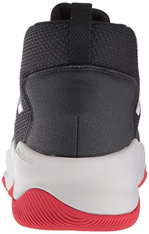 8de85a640066 Adidas - Black Streetfire Basketball Shoe for Men - Lyst. View fullscreen