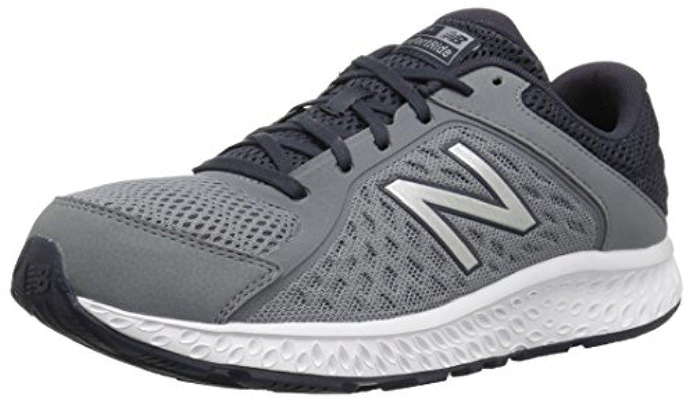 8430dc3f8 new balance men's cushioning 620v2 trail running shoe