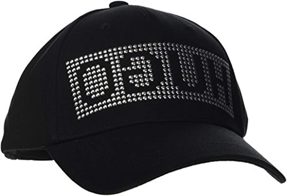 08e447d0 Hugo X 539 Beanie, Black (black 001), One Size in Black for Men - Lyst