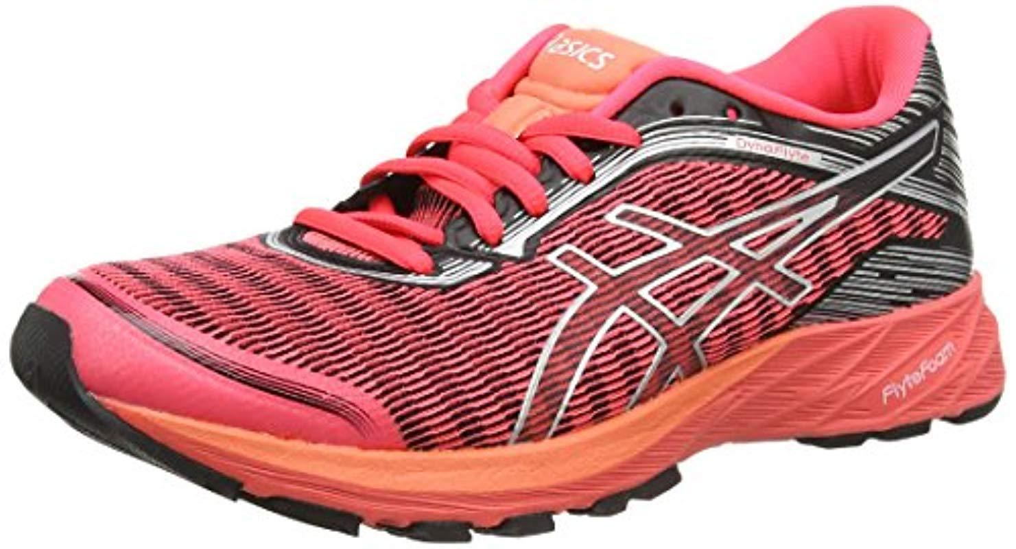 new concept 780ab 384ab Asics Dynaflyte Competition Running Shoes in Pink - Save 32 ...
