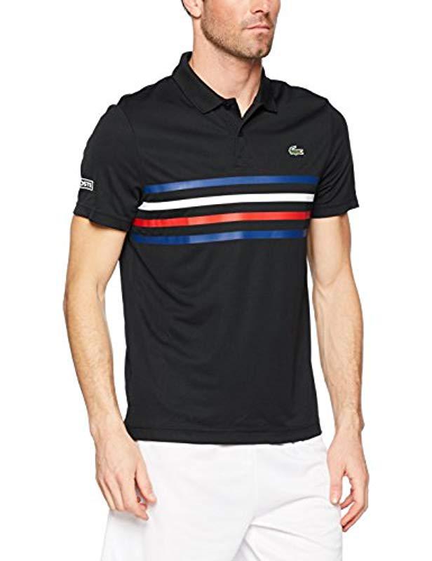 01f33b59d51 Lyst - Polo Homme Lacoste pour homme en coloris Noir