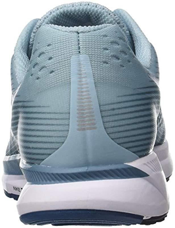 6ca7c4f1f57f68 Nike Wmns Air Zoom Pegasus 34 Competition Running Shoes in Blue - Save 84%  - Lyst