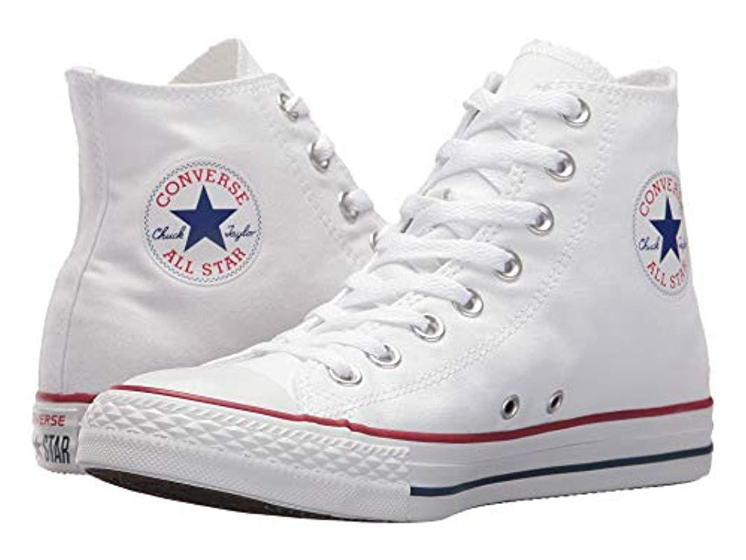 ae16257a0b4faf Converse. Blue Unisex Chuck Taylor All-star High-top Casual Sneakers ...