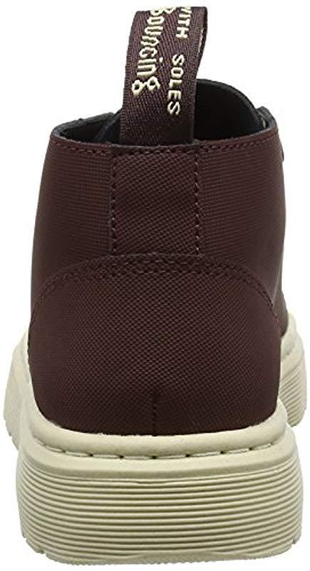 5edcf7da Dr. Martens - Multicolor Unisex Adults' Baynes Old Oxblood Ajax Chukka Boots  for Men. View fullscreen