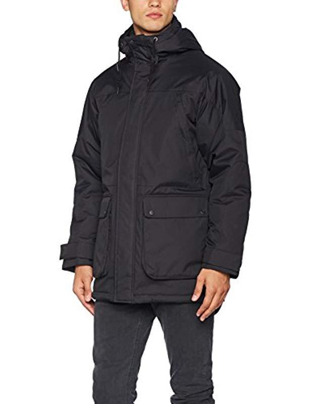 5ed06fbf77 Vans  s Mccormick Mte Jacket in Black for Men - Lyst