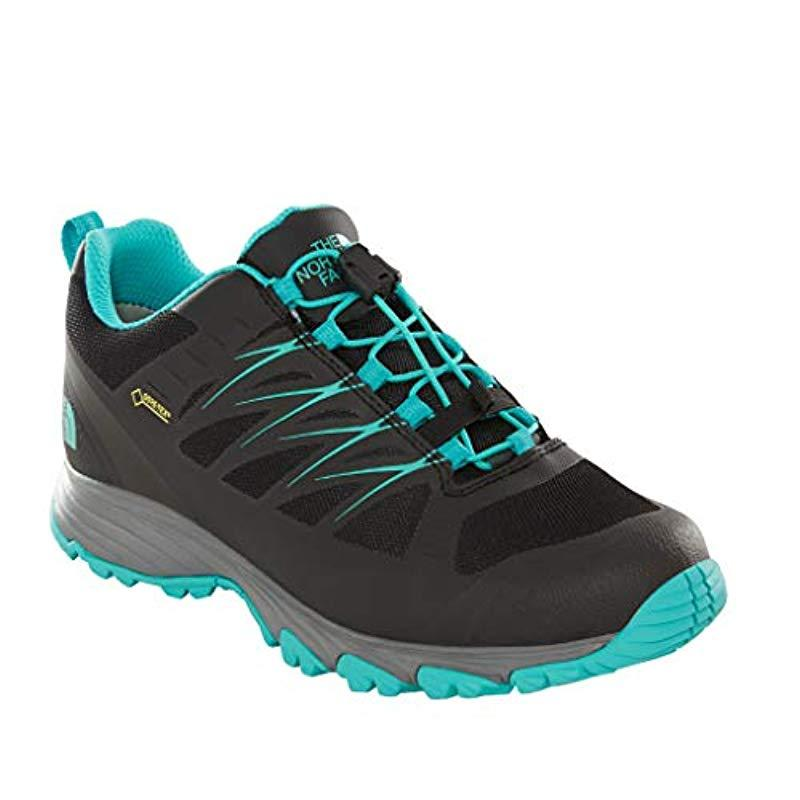 bf35ed669 The North Face W Venture Fastlace Gtx Low Rise Hiking Boots in Black ...