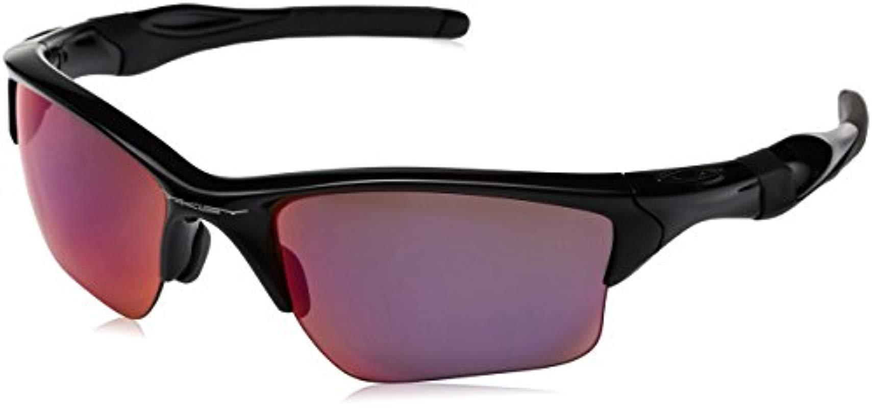 6a8f3dc5239 Lyst - Oakley Half Jacket 2.0 Xl Polarized Sunglasses in Black for Men