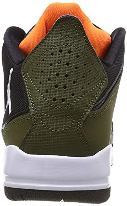 Nike Jordan Courtside 23 Basketball Shoes in Green for Men - Lyst a5c7f1b98