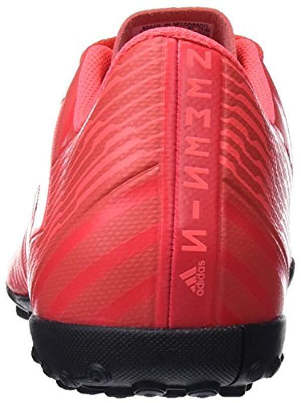eac77a45995b Adidas - Red Nemeziz Tango 17.4 Football Boots for Men - Lyst. View  fullscreen