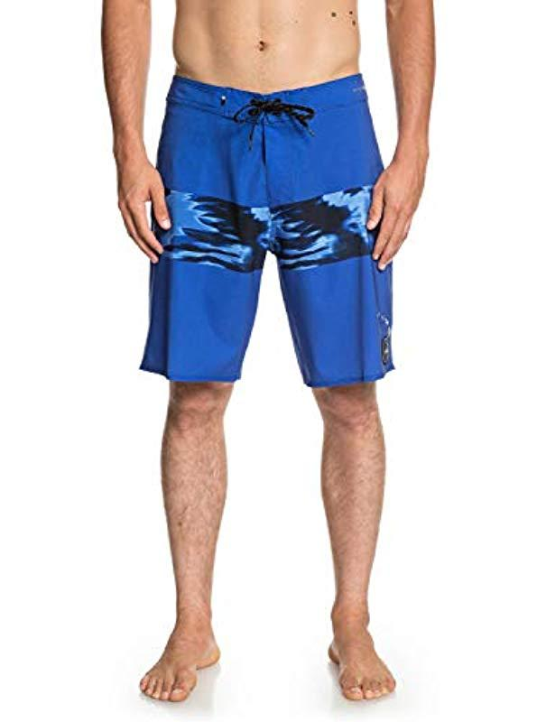 9d751782375d Quiksilver Mens Highline Hawaii Variable 20 Boardshort Swim Trunk Clothing,  Shoes & Jewelry