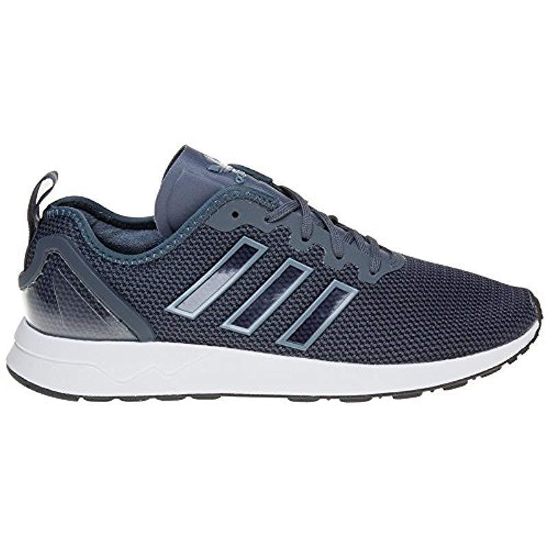 ... Zx Flux Adv Running Shoes for Men - Lyst. View fullscreen fa8a31788