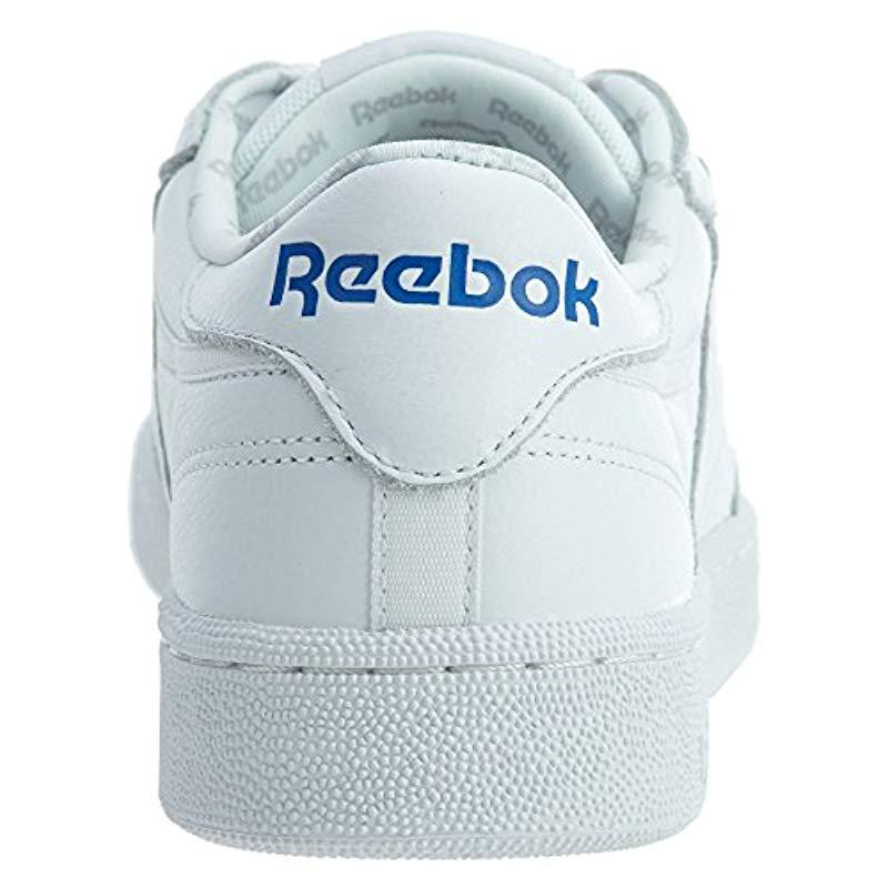 c792daf363db Reebok - Blue Club C 85 So Fashion Sneaker for Men - Lyst. View fullscreen