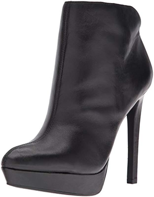 a52196690b4 Jessica Simpson - Black Zamia Ankle Bootie - Lyst