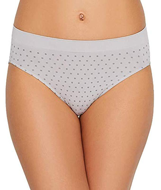 5952a40251ac8 Lyst - Bali One Smooth U All Over Smoothing Hi Cut Panty