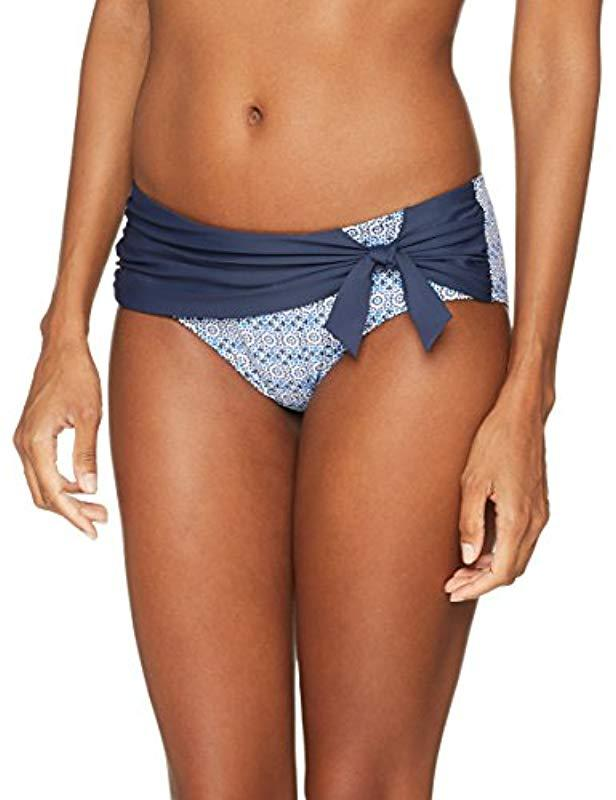 e0e6165d19f14 Esprit 's Bikini Bottoms in Blue - Lyst
