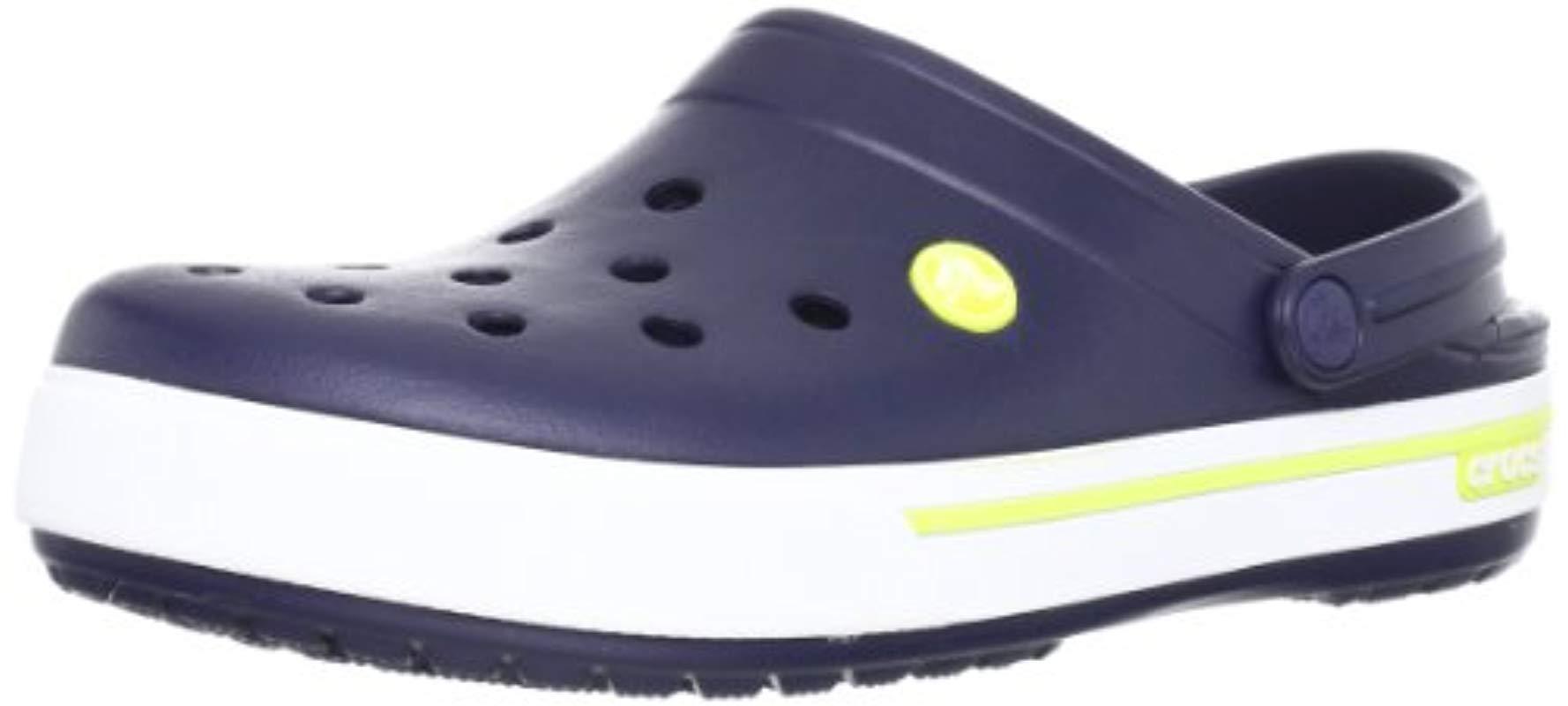 c25f4230ac94 Crocs™ Unisex Adults  Crocband Ii.5 Clog in Blue - Lyst