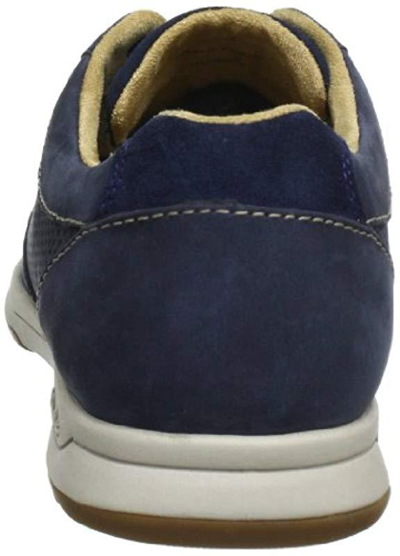 62a8bb42a407c8 Clarks Stafford Park5 Derby in Blue for Men - Save 31% - Lyst