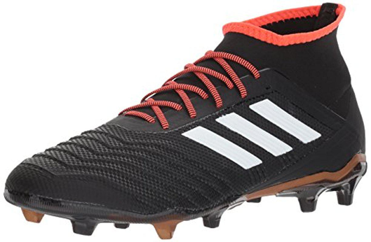 big sale 8ed51 73768 adidas. Women s Black Predator 18.2 Fg Soccer Shoe