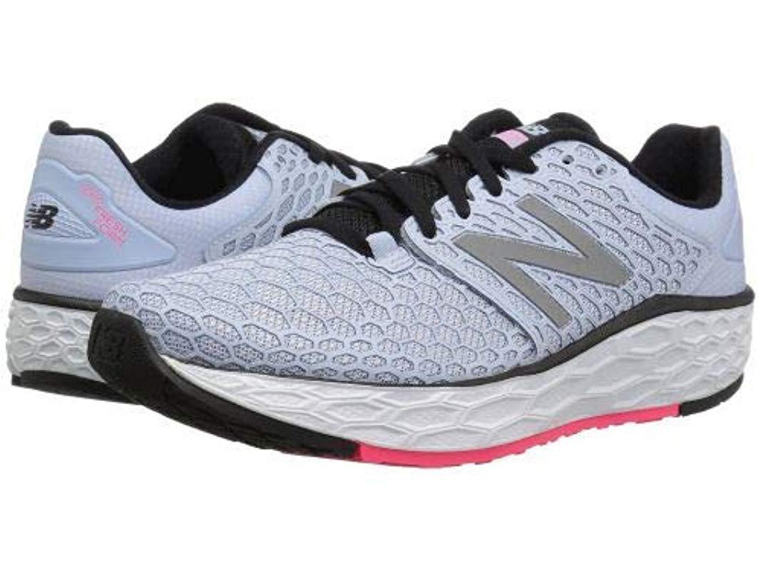 finest selection 6b0ba 4995b New Balance. Women s Blue Fresh Foam Vongo V3 Running Shoes