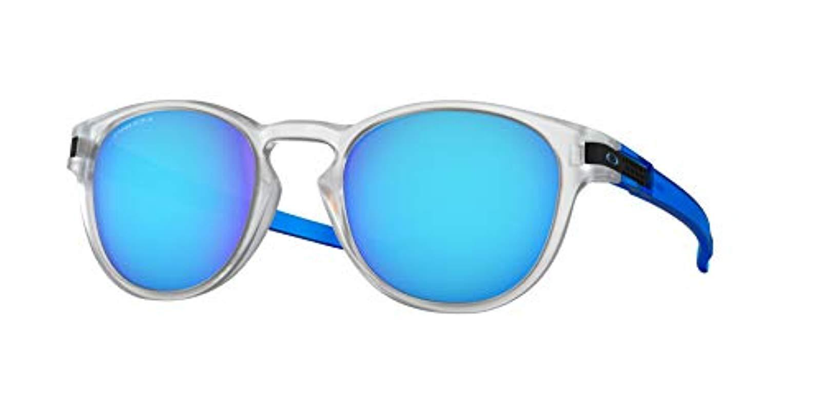 3a931417d68 Ray-Ban. Men s Blue Latch Sunglasses