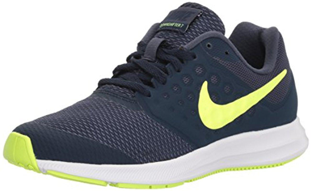 Lyst - Nike Kids  Downshifter 7 (gs) Running Shoe in Blue 299dac624